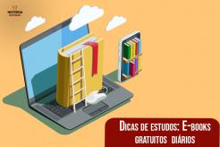 E-books gratuitos para a Quarentena