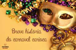 O Carnaval Carioca antes do samba.
