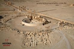 A destruição de Palmira