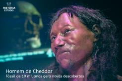O Homem de Cheddar
